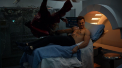 Mon-El attacks Supergirl after he awakens