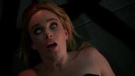 Sara Lance during John Constantine's exorcism for her soul