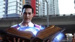 Superman fixes the reality