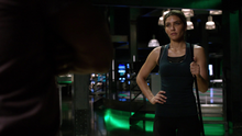 Dinah convinces Diggle to talk with Oliver