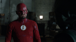 Oliver Flash meets Barry Arrow