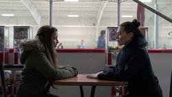 Ruby tells Lena she's worried about her mom