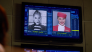 Amunet Black as stewardess