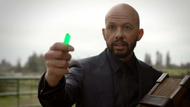 Lex Luthor gives Kryptonite to Clark on Earth-167