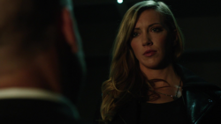 "Quentin and Black Siren have a ""father-daughter"" talk"