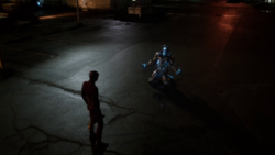 Savitar escapes from the Speed Force