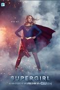 Supergirl season 3 poster - Miss Me