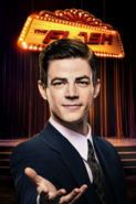 The Flash season 3 Duet poster - Barry Allen