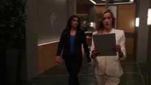 Dinah scolds Laurel for having gotten rid of her guards