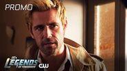 DC's Legends Of Tomorrow Season 5 Episode 2 Miss Me, Kiss Me, Love Me Promo The CW