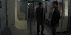 Luke and Kate investigates the train accident
