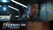 DC's Legends of Tomorrow Inside DC's Legends Abominations The CW
