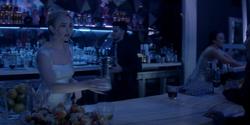Reagan gives vodka to Mary Hamilton
