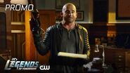DC's Legends of Tomorrow Season 5 Episode 11 Ship Broken Promo The CW