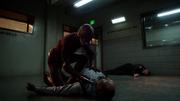 Flash resuce Joe before death