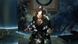 Gamemnae is damaged by Leviathan's bottling