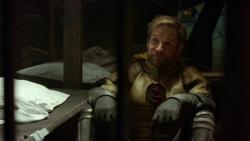 Eobard Thawne mocks Barry