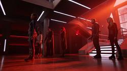 Precursora e Heróis na Terra-38
