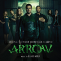 Arrow - Original Television Soundtrack Season 2.png
