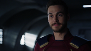 The Legion suit (Mon-El)