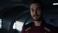 The Legion suit (Mon-El)