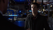Barry first meeting Oliver