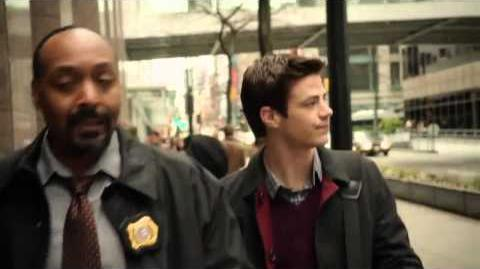 "The Flash - Pilot (Deleted Scene 1x1 ""City of Heroes"")"