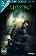 Arrow capítulo 29 portada digital