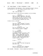 The Fallen script excerpt - page 30