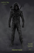 Prometheus concept art
