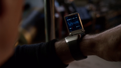 The next gen watch used as a recording device