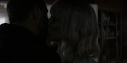 Alice kisses Dodgson