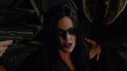 Felicity Smoak in the Doomworld reality