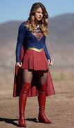 Traje de Supergirl - T1