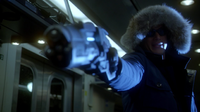 Captain Cold (Earth-1) first suit