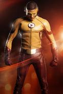 Kid Flash Primer Vistazo