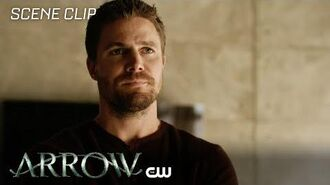 Arrow Deathstroke Returns Scene The CW