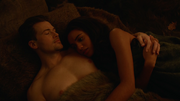 Nate and Amaya sleep together in 1779
