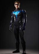 Nightwing Primer Vistazo