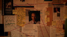 The investigation of Clifford DeVoe by Barry Allen