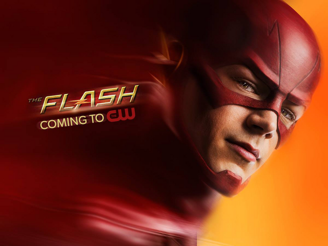 File:The Flash coming soon poster.png