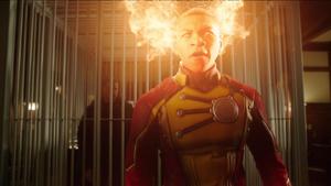 Second Firestorm