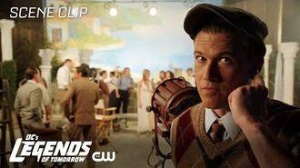 DC's Legends of Tomorrow Helen Hunt Scene The CW