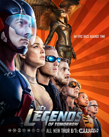 File:DC's Legends of Tomorrow poster - An Epic Race Against Time.png