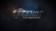 DC's Legends of Tomorrow season 2 title card