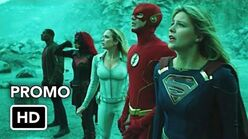 "DCTV Crisis on Infinite Earths Crossover ""Part Four and Five"" Promo (HD)"