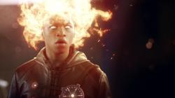 Firestorm (Jefferson Jackson)