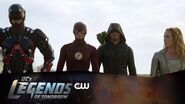 DC's Legends of Tomorrow Inside DC's Legends Invasion! The CW
