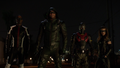 Team Arrow in the field led by John Diggle.png