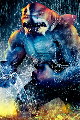 File:The Flash season 2 poster - King Shark.png